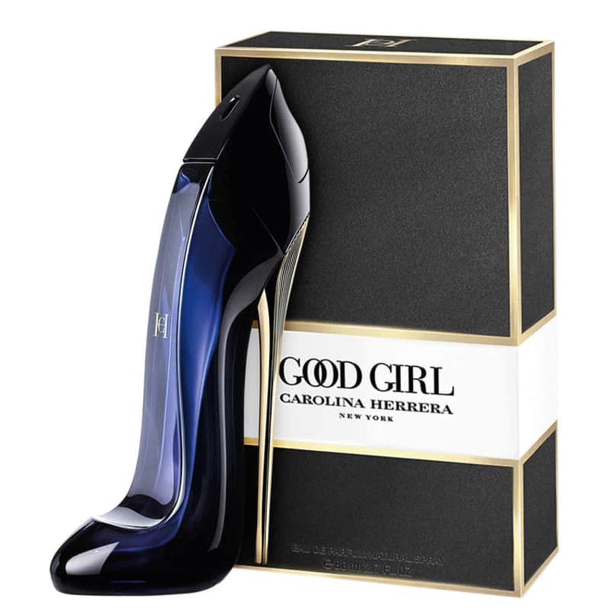 Perfume Good Girl Feminino Carolina Herrera EDP 80ml - Incolor