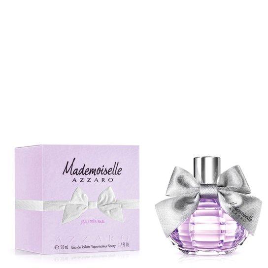Perfume Feminino Mademoiselle 2 Azzaro Eau de Toilette 50ml - Incolor