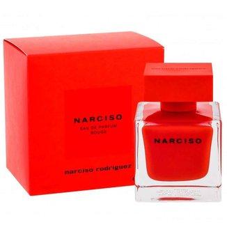Perfume Feminino Narciso Rodriguez Rouge Edp 90ml