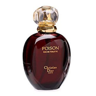 Perfume Feminino Poison Dior Eau de Toilette 50ml