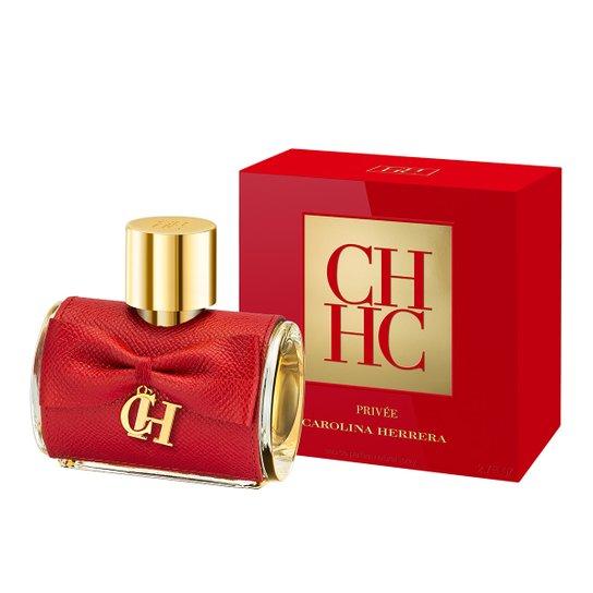 Perfume Feminino Privée Carolina Herrera Eau de Parfum 50ml - Incolor