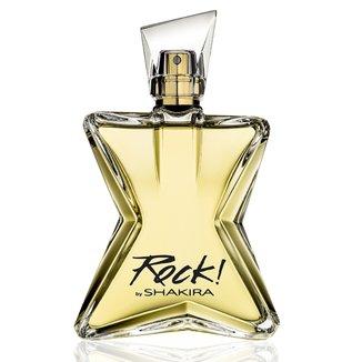 Perfume Feminino Rock! By Shakira Eau de Toilette 80ml