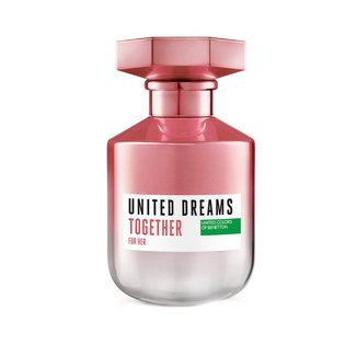 Perfume Feminino United Dream Together Benetton Eau de Toilette 50ml