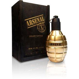 Perfume Gold Masculino Arsenal EDP 100ml