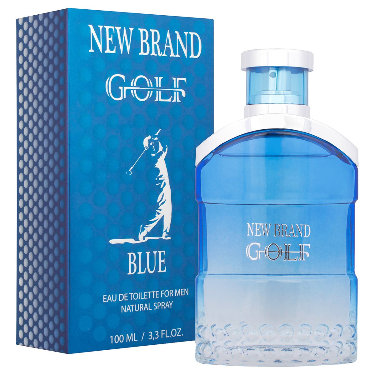 5fae193f1 Perfume Golf Blue Masculino New Brand Eau de Toilette 100ml - Compre Agora