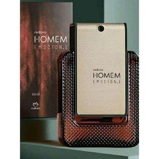 Perfume Homem Emocione Masculino - 100 ml - Único