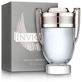 perfume invictus masculino eau de toilette paco rabanne