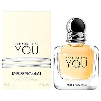 Perfume It ´ s You Feminino Giorgio Armani EDP 50ml - Feminino - Incolor
