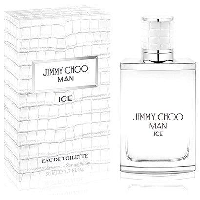 Perfume Jimmy Choo Man Ice Masculino Eau de Toilette 50ml - Masculino - Incolor