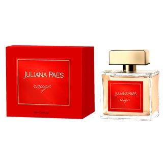 Perfume Juliana Paes Rouge Eau de Colone Feminino 100ml
