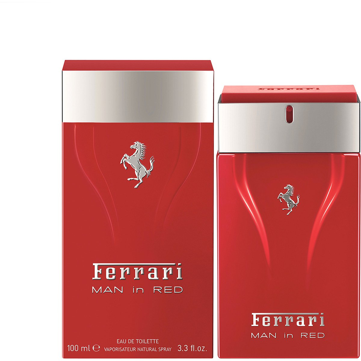 7719c49b46 Perfume Man in Red Masculino Ferrari EDT 100ml - Incolor | Netshoes