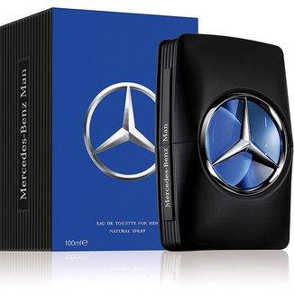 Perfume Man Masculino Mercedez Benz EDT 100ml
