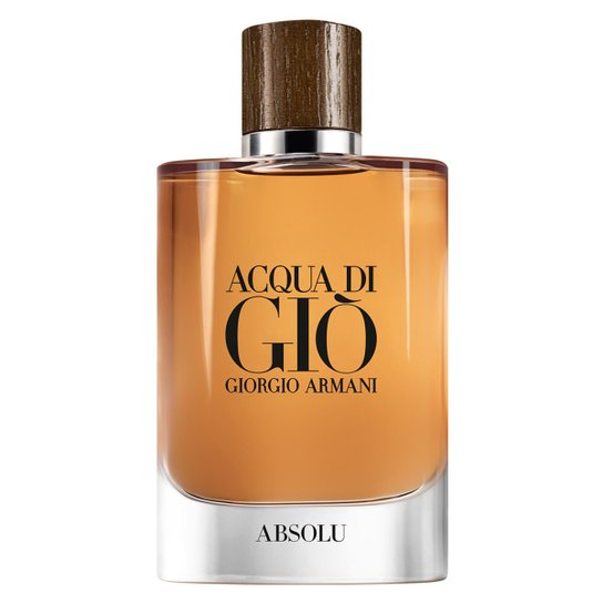 Perfume Masculino Acqua Di Giò Absolu Giorgio Armani  - Eau de Parfum 125ml - Incolor