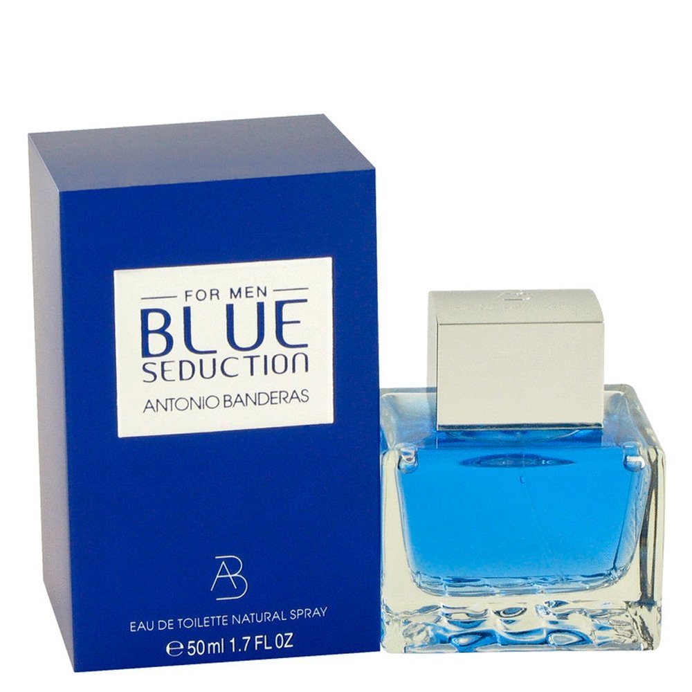 b3d958bb9 Perfume Masculino Blue Seduction For Men Antonio Banderas Eau de Toilette  50ml - Compre Agora