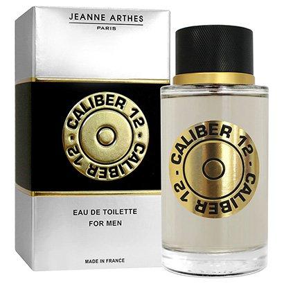 Perfume Caliber 12 - Jeanne Arthes - Eau de Toilette Jeanne Arthes Masculino Eau de Toilette