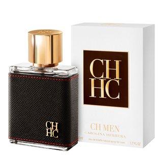 Perfume Masculino CH Men Carolina Herrera Eau de Toilette 50ml