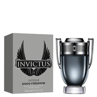 Perfume Masculino Invictus Intense Paco Rabanne Eau de Toilette 100ml