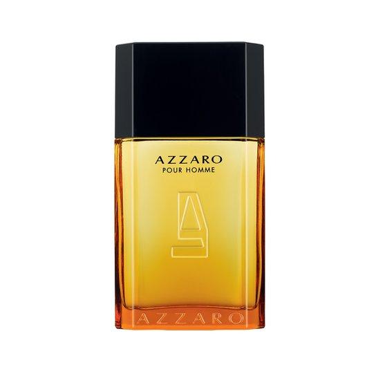 Perfume Masculino Pour Homme Azzaro Eau de Toilette 100ml - Incolor