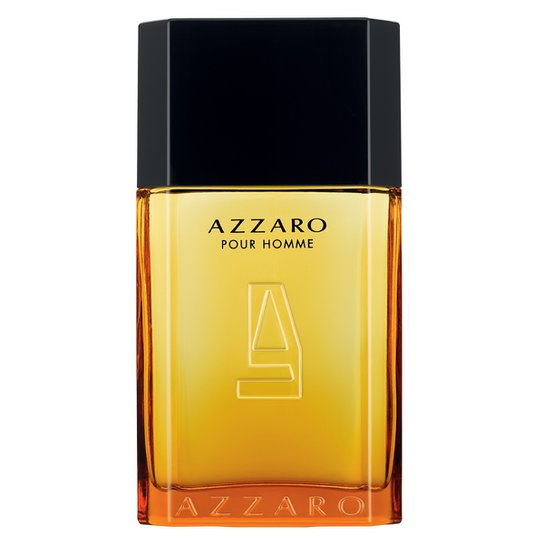 Perfume Masculino Pour Homme Azzaro Eau de Toilette 200ml - Incolor