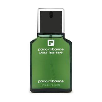 Perfume Masculino Pour Homme Paco Rabanne Eau de Toilette 30ml