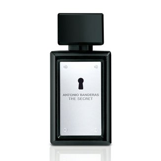 Perfume Masculino The Secret Antonio Banderas Eau de Toilette 30ml
