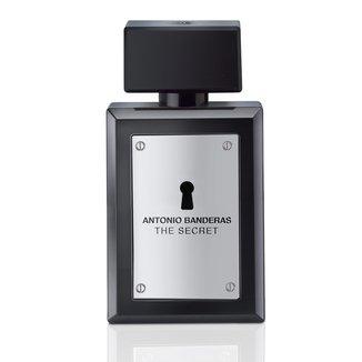 Perfume Masculino The Secret Antonio Banderas Eau de Toilette 50ml