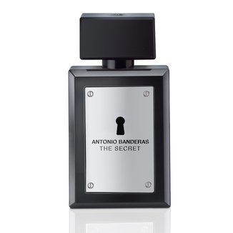 Perfume Masculino The Secret Antonio Banderas Eau de Toilette 50ml