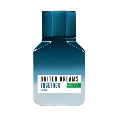 Perfume United Dreams Together - Benetton - Eau de Toilette Benetton Masculino Eau de Toilette
