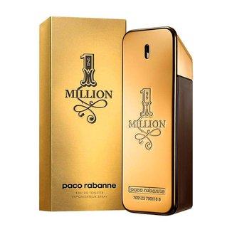 perfume one million eau de toilette paco rabanne