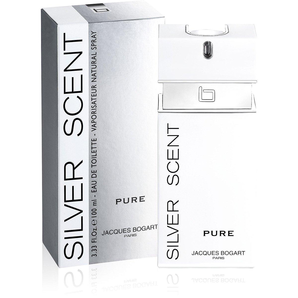 ab5879a53a Perfume Silver Scent Intense Masculino Jacques Bogart Masculino Jacques  Bogart EDT 100ml - Incolor - Compre Agora