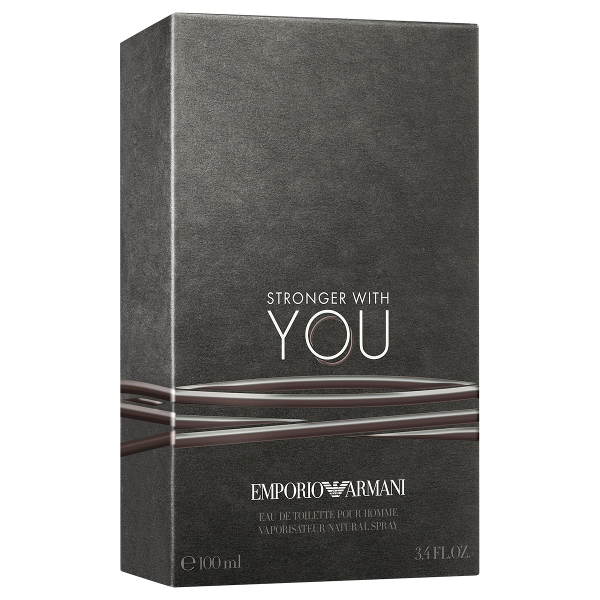 Perfume Stronger with You Masculino Giorgio Armani EDT 100ml ... afd59fa032