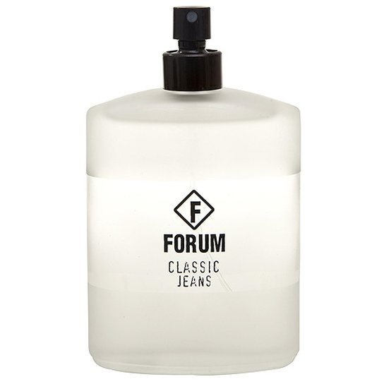 Perfume Unissex  Classic Jeans Forum Eau de Cologne 100ml - Incolor