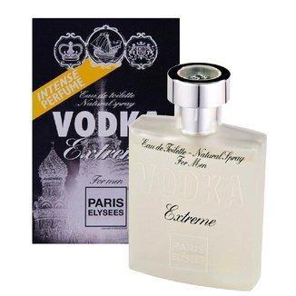 Perfume Vodka Extreme Paris Elysees Olfativa: Ferrari Black