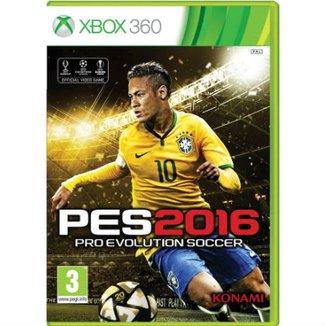 Pes 16 -  Pro Evolution Soccer 2016 Xbox 360