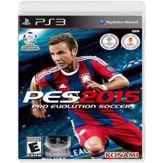 Pes Pro Evolution Soccer 2015 PS3