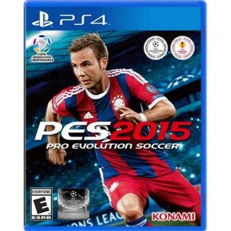 Pes Pro Evolution Soccer 2015 PS4