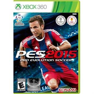 Pes Pro Evolution Soccer 2015 Xbox 360