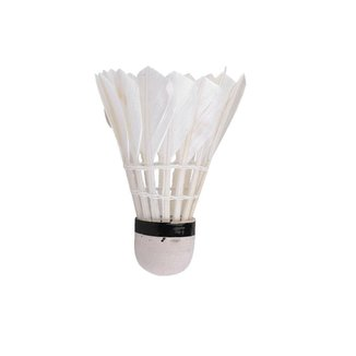 Peteca Badminton Starflex Com Penas