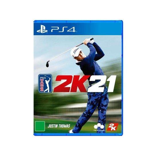 PGA Tour 2K21 - PS4 - N/A