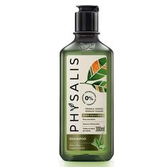 Physalis Capim Santo + Aloe Vera Puro Equilíbrio Shampoo 300ml