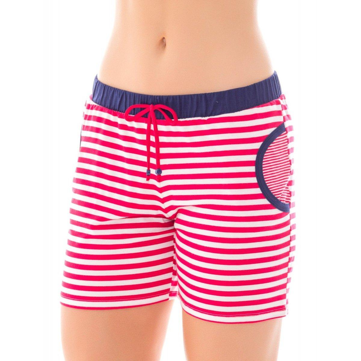 Pijama Baunilha Pijama Listrado Recco Feminino Feminino 09541 Marinho rfUI8arq