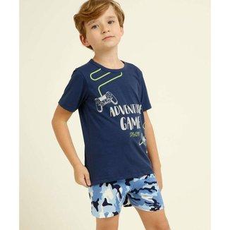 Pijama Infantil Estampado MR Tam 2 A 10 - 10048247474