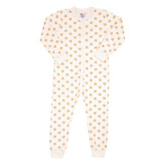 Pijama Macacão Infantil Pulla Bulla Ursinhos Feminino