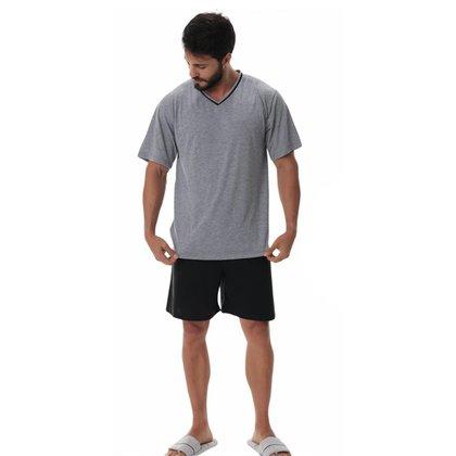 Pijama masculino de verão manga curta VIVO Victory