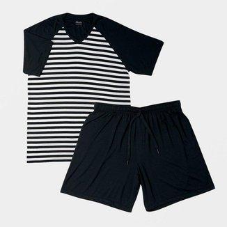 Pijama Masculino de Viscose Premium Mash