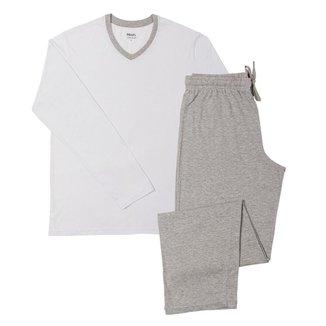 Pijama Mash Manga Longa