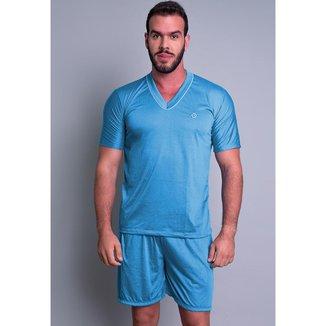 Pijama Mvb Modas Curto Verão Masculino