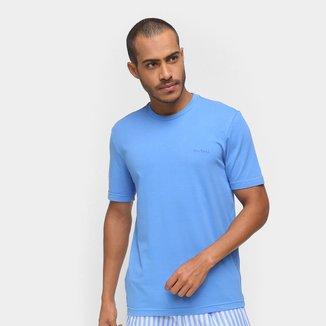 Pijama Pierre Cardin Masculino Camiseta Short Listras Macio