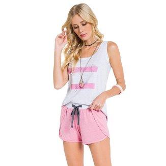 Pijama Regata Confort Feminino