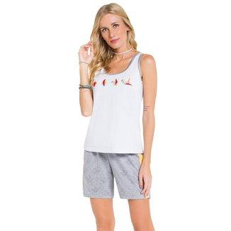 Pijama Regata Tsurus Feminino